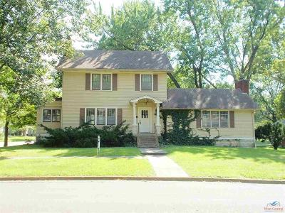 Sedalia Single Family Home Sale Pending/Backups: 1501 W 4th