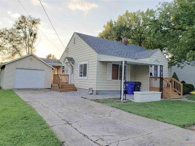 Sedalia MO Single Family Home For Sale: $74,900