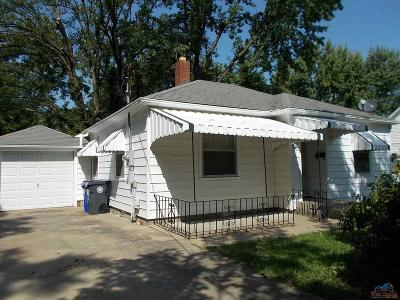 Sedalia Single Family Home For Sale: 1500 S Warren