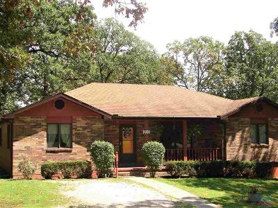 Benton County Single Family Home For Sale: 212 Bryan Lane
