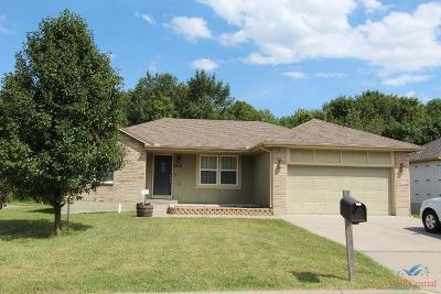 Sedalia MO Single Family Home For Sale: $205,000