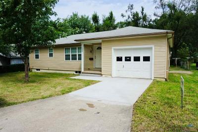 Sedalia MO Single Family Home For Sale: $153,000