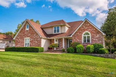 Sedalia Single Family Home For Sale: 1845 W Timber Ridge