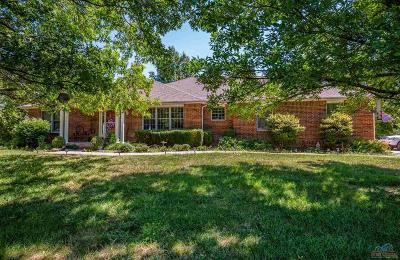 Sedalia Single Family Home For Sale: 1552 Quisenberry