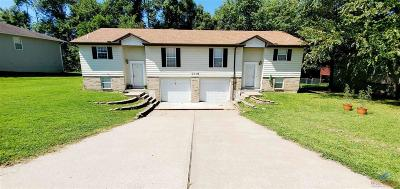 Warrensburg, Knob Noster Multi Family Home For Sale: 1116 Zoll