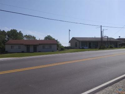 Warsaw Single Family Home For Sale: 31624/31640 83 Hwy