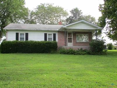 Warsaw Single Family Home For Sale: 30056 Hwy Mm