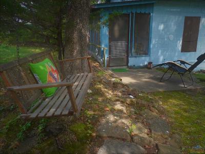 Osceola Single Family Home For Sale: 1475 NE 32 Pvt Road
