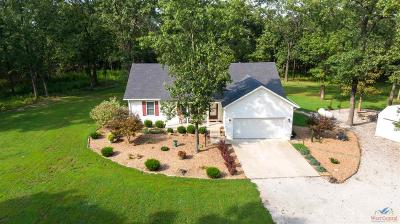 Clinton Single Family Home For Sale: 298 SE 1261 Prv
