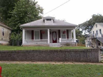 Sedalia Single Family Home Sale Pending/Backups: 614 S Barrett