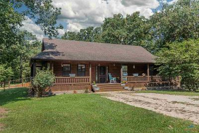 Warsaw Single Family Home For Sale: 31243 Highway Mm