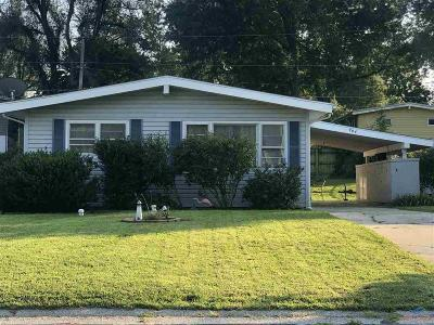 Warrensburg Single Family Home For Sale: 904 Broad St