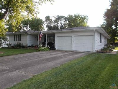 Sedalia Single Family Home For Sale: 2420 S Quincy