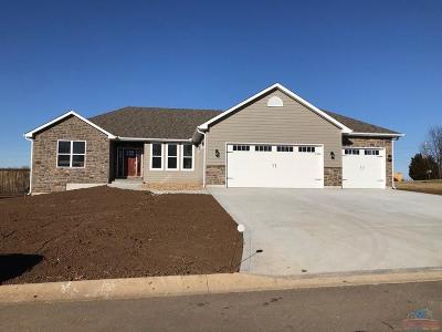Sedalia Single Family Home For Sale: 2660 James Ln