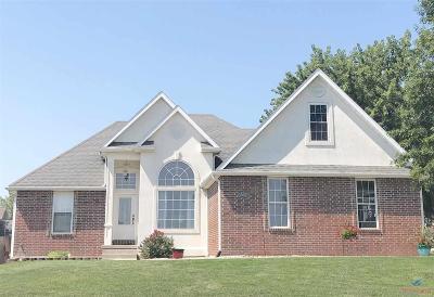 Sedalia Single Family Home For Sale: 3302 Buckingham Ct