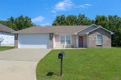 Single Family Home Sale Pending/Backups: 2705 Wild Rose Ln