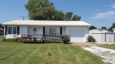 Lincoln Single Family Home For Sale: 307 Maple