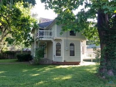 Butler Single Family Home For Sale: 601 N Main