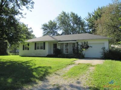 Sedalia Single Family Home For Sale: 6500 Monsees Dr
