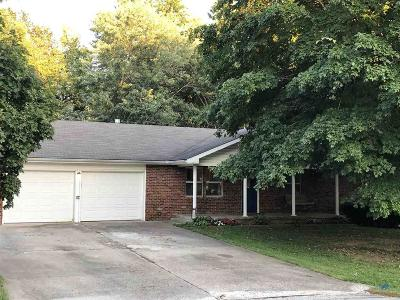 Warrensburg Single Family Home For Sale: 605 S Main St