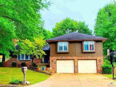 Sedalia Single Family Home For Sale: 1109 Douglas Ln