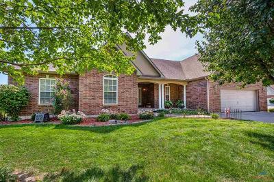 Sedalia Single Family Home For Sale: 2015 Hedge Apple Dr.