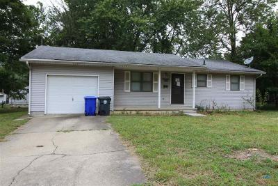 Sedalia Single Family Home For Sale: 1104 S Missouri Ave