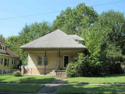 Sedalia Single Family Home Sale Pending/Backups: 916 S Marvin