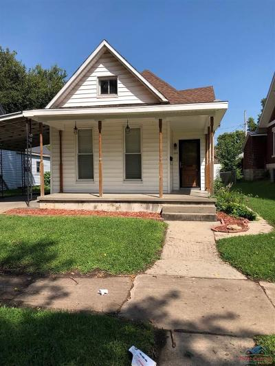 Sedalia Single Family Home For Sale: 508 W 5th