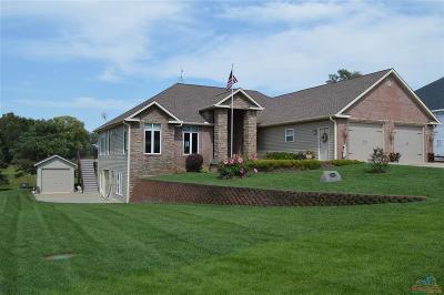 Sedalia Single Family Home For Sale: 19615 Hummingbird Road
