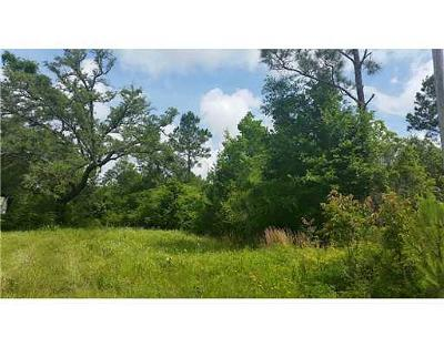 Pass Christian Residential Lots & Land For Sale: Bells Ferry Rd