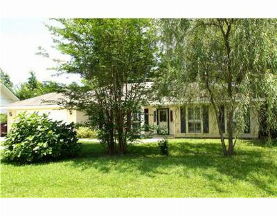 Diamondhead Single Family Home For Sale: 6912 Aulena Ct