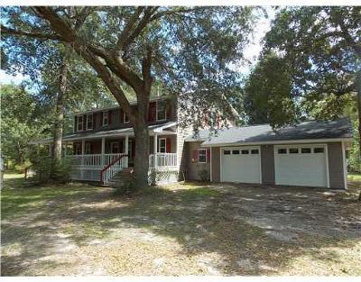 Pass Christian Single Family Home For Sale: 12448 Vidalia Rd