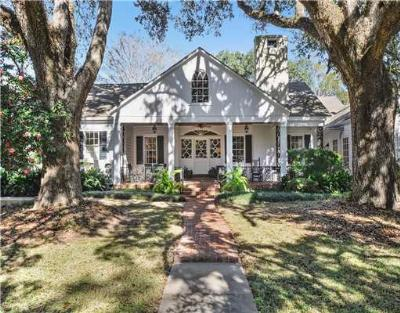 Gulfport Single Family Home For Sale: 11857 Lorraine Rd