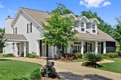 Bay St. Louis Single Family Home For Sale: 202 Old Bay Ln