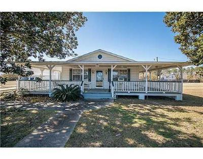 Gulfport Single Family Home For Sale: 2827 39th