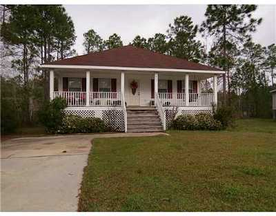 Pass Christian Single Family Home For Sale: 809 Red Fox Rd