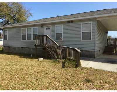 Pass Christian Single Family Home For Sale: 326 Grayson