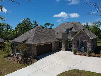 Pass Christian Single Family Home For Sale: 7686 Crescent Way Dr