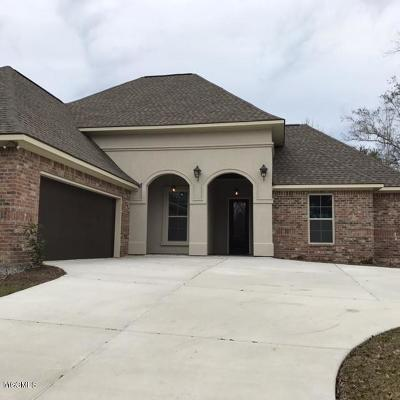 Pass Christian Single Family Home For Sale: 7658 Crescent Way Dr