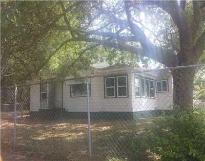 Gulfport Single Family Home For Sale: 835 Woodward Ave