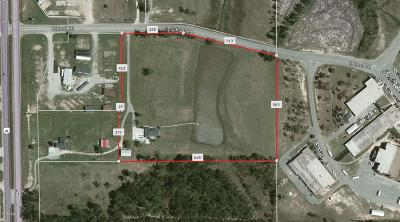 Gulfport Single Family Home For Sale: 16051 School Rd