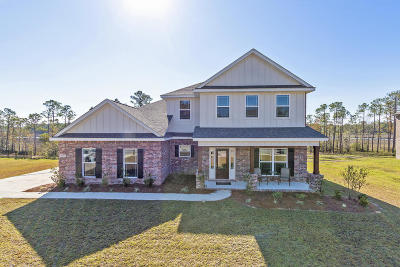 Ocean Springs Single Family Home For Sale: 9904 Sanctuary Blvd