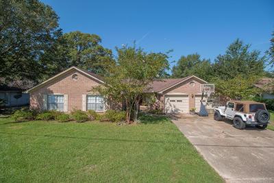 Biloxi Single Family Home For Sale: 909 N Shore Dr