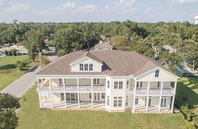 Gulfport Single Family Home For Sale: 2082 Beach Dr