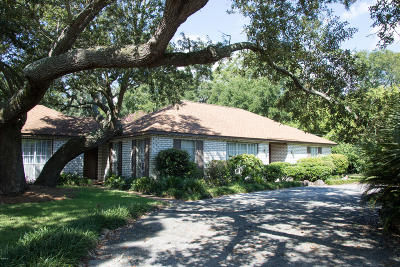 Gulfport Single Family Home For Sale: 264 Southern Cir