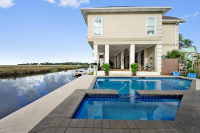 Diamondhead Single Family Home For Sale: 3518 Loulu Pl