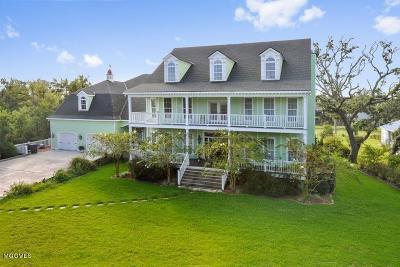 Waveland Single Family Home For Sale: 202 Bienville Dr