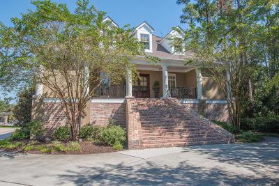 Gulfport Single Family Home For Sale: 115 Lundgren Ln