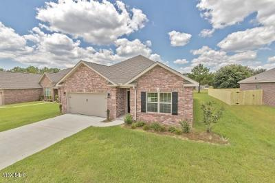 Gulfport Single Family Home For Sale: 14046 Ursuline Dr